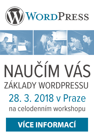 Kurz WordPress pro začátečníky, Praha